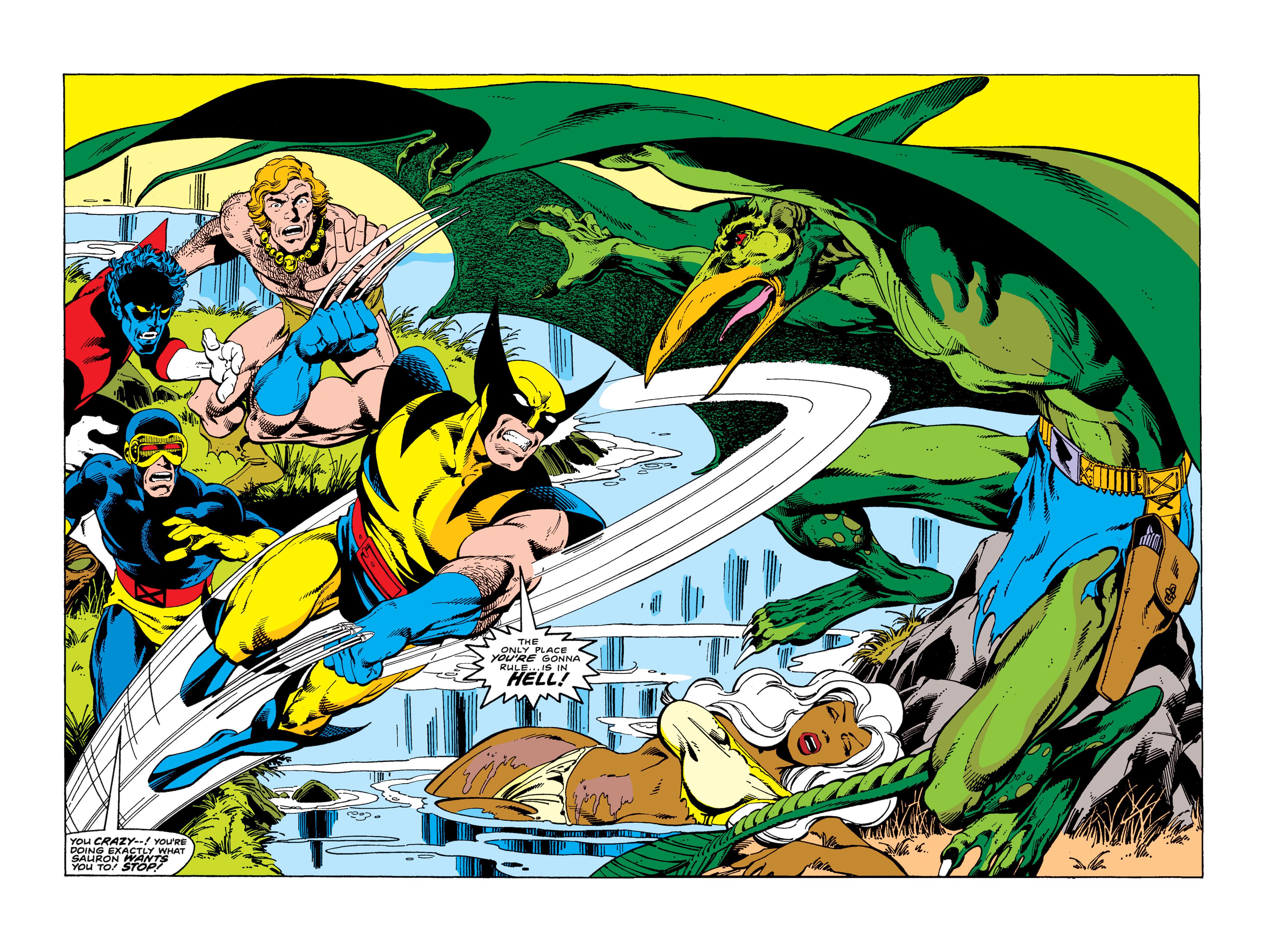 Uncanny X-Men (1963) 115 Page 2