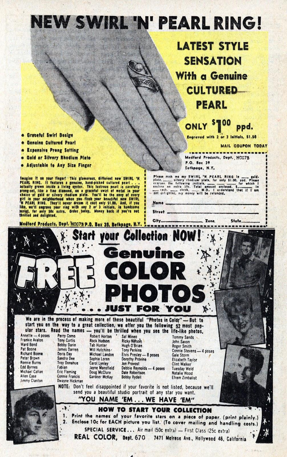 Love Romances (1949) issue 95 - Page 25