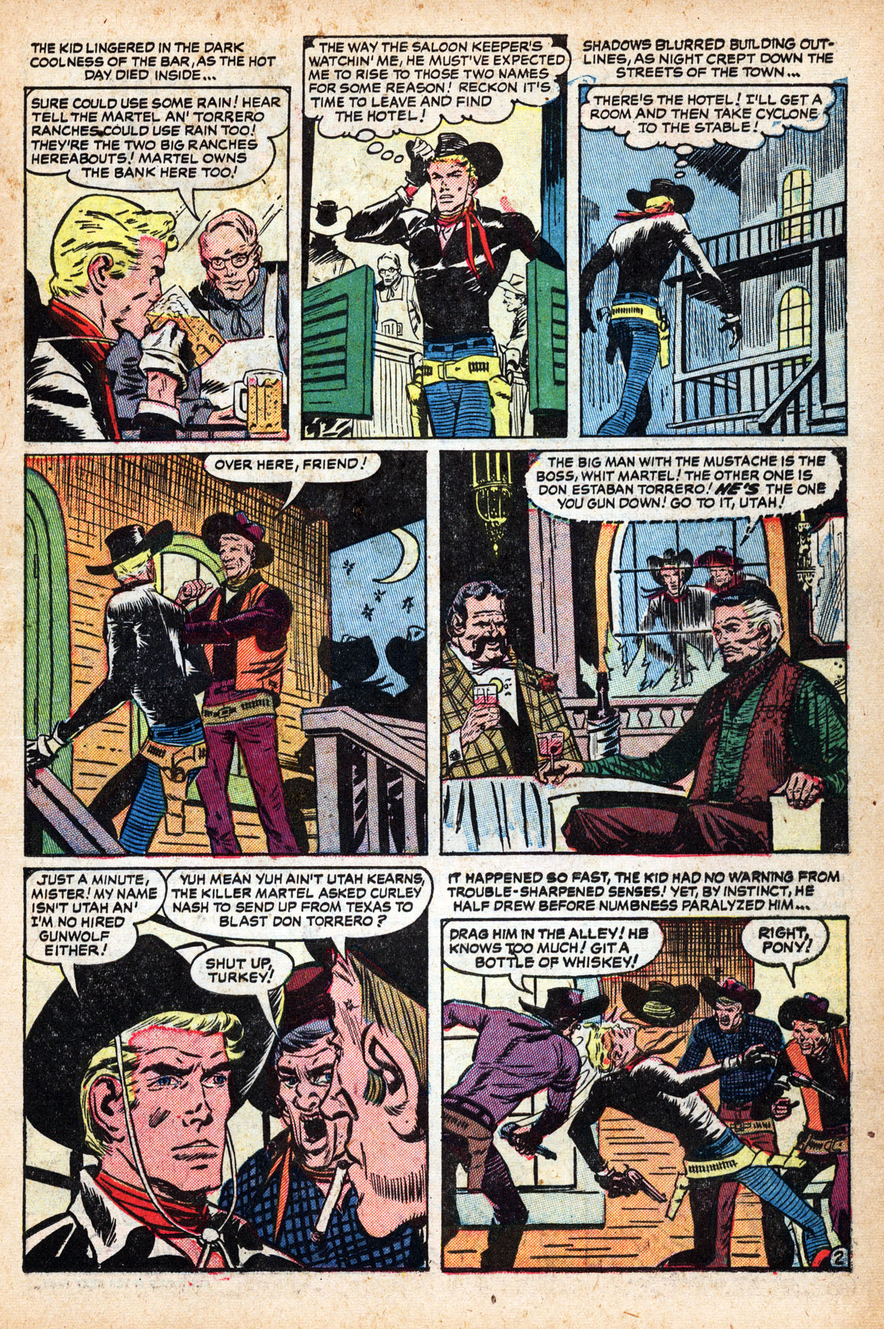 Read online Two-Gun Kid comic -  Issue #19 - 11