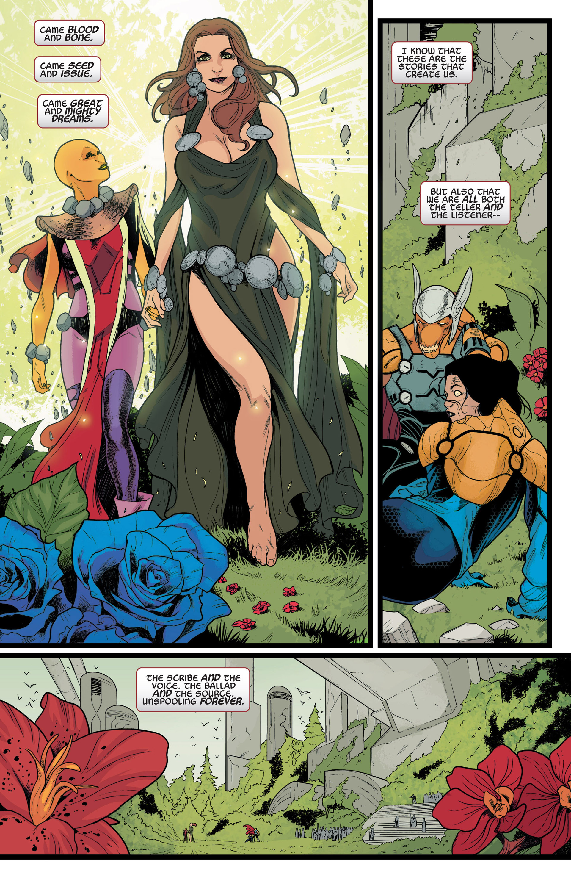 Read online Journey into Mystery (2011) comic -  Issue #655 - 20