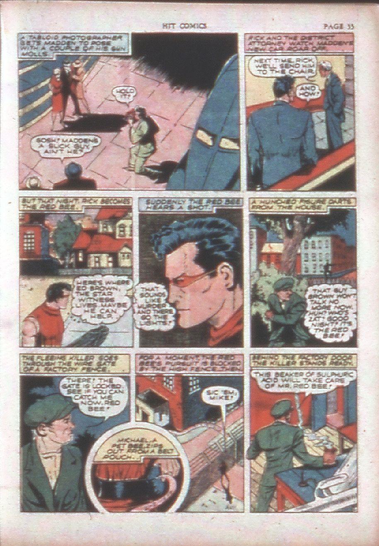 Read online Hit Comics comic -  Issue #15 - 35