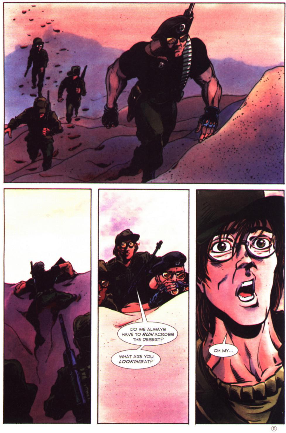 Read online Stargate comic -  Issue #2 - 13