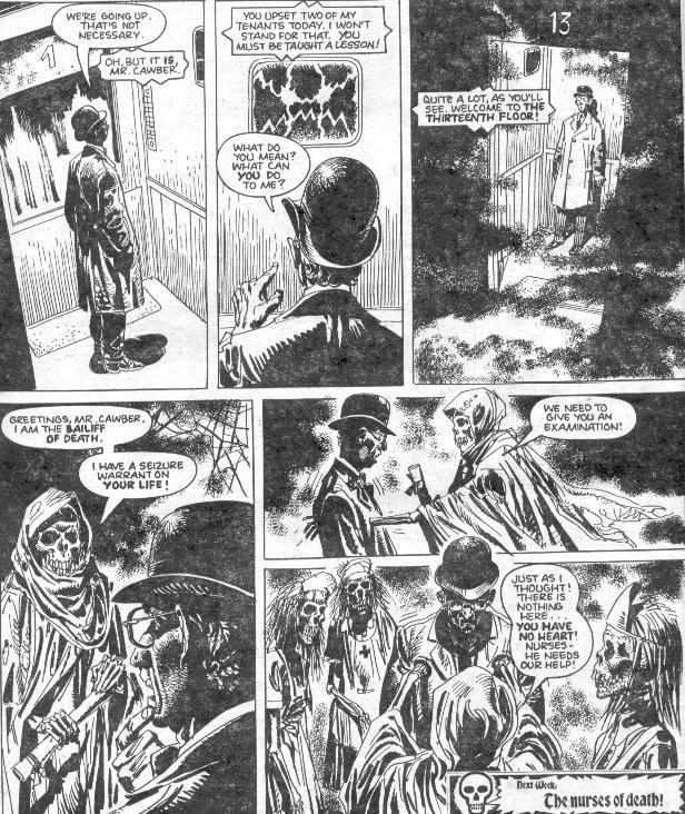 Read online The Thirteenth Floor (2007) comic -  Issue # Full - 24