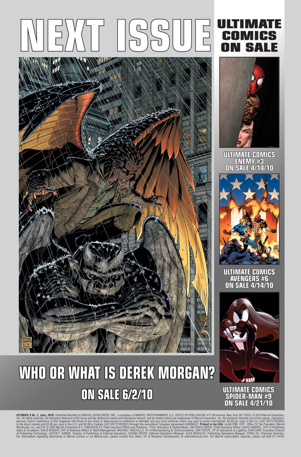 Read online Ultimate X comic -  Issue #2 - 25