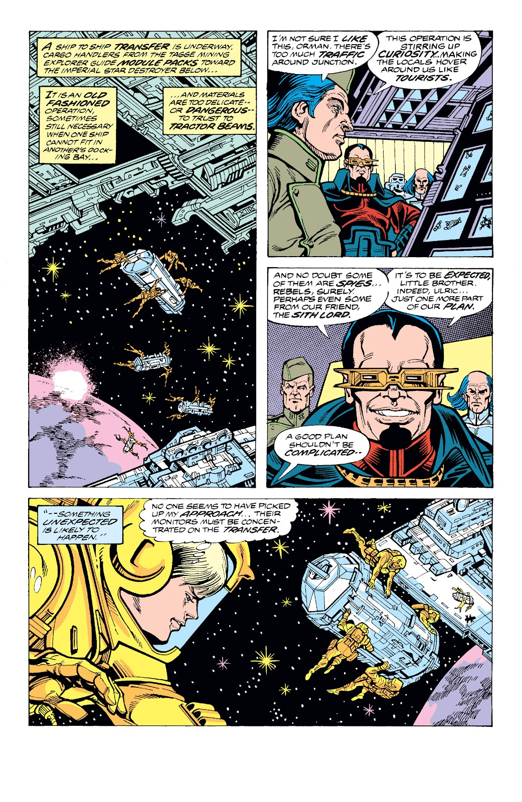 Read online Star Wars Legends: The Original Marvel Years - Epic Collection comic -  Issue # TPB 2 (Part 2) - 74