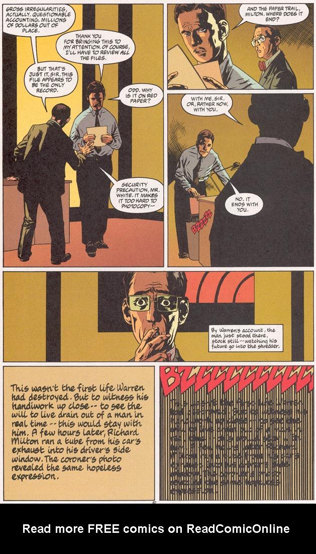 Read online Arkham Asylum: Living Hell comic -  Issue #2 - 6