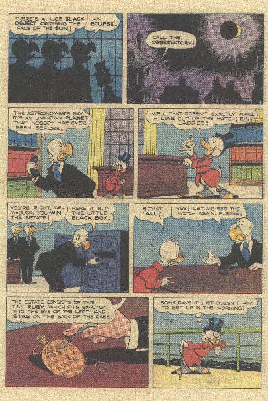Read online Uncle Scrooge (1953) comic -  Issue #165 - 21