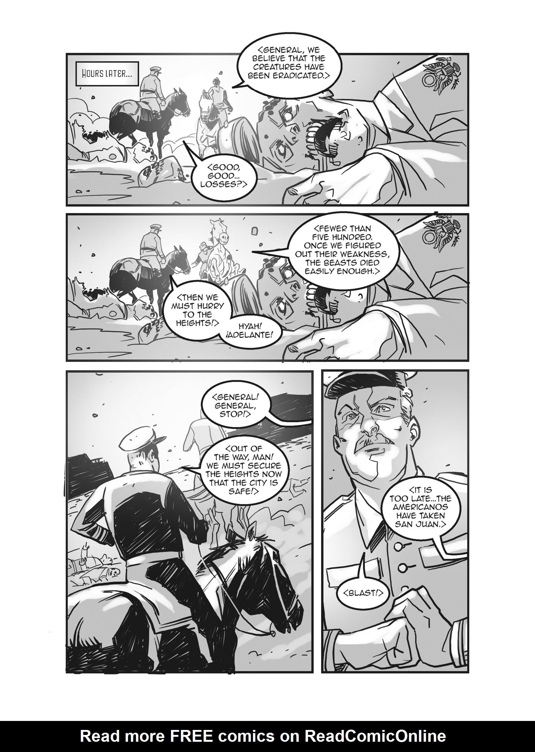 Read online FUBAR comic -  Issue #3 - 202