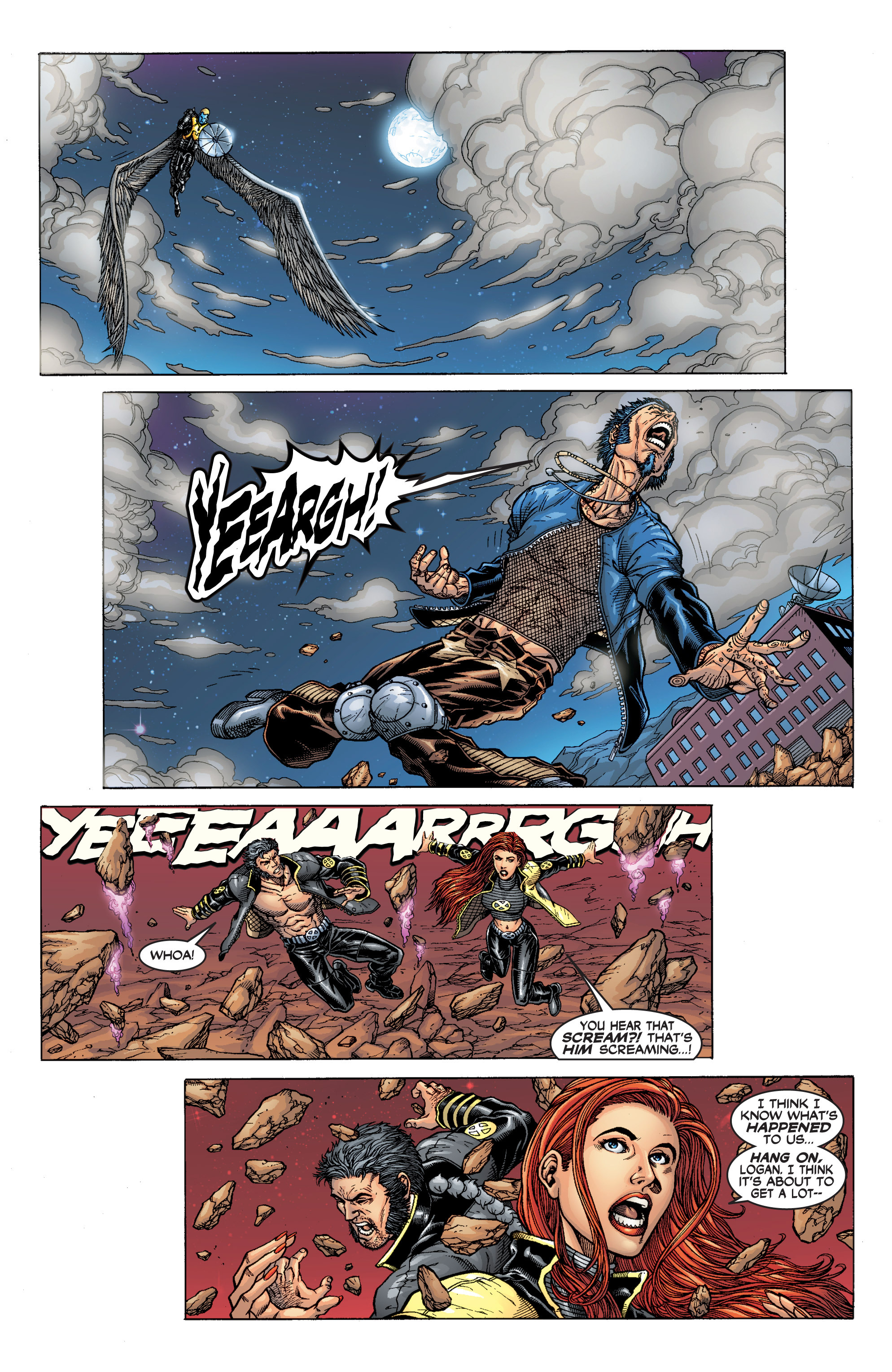 Read online Uncanny X-Men (1963) comic -  Issue #394 - 17