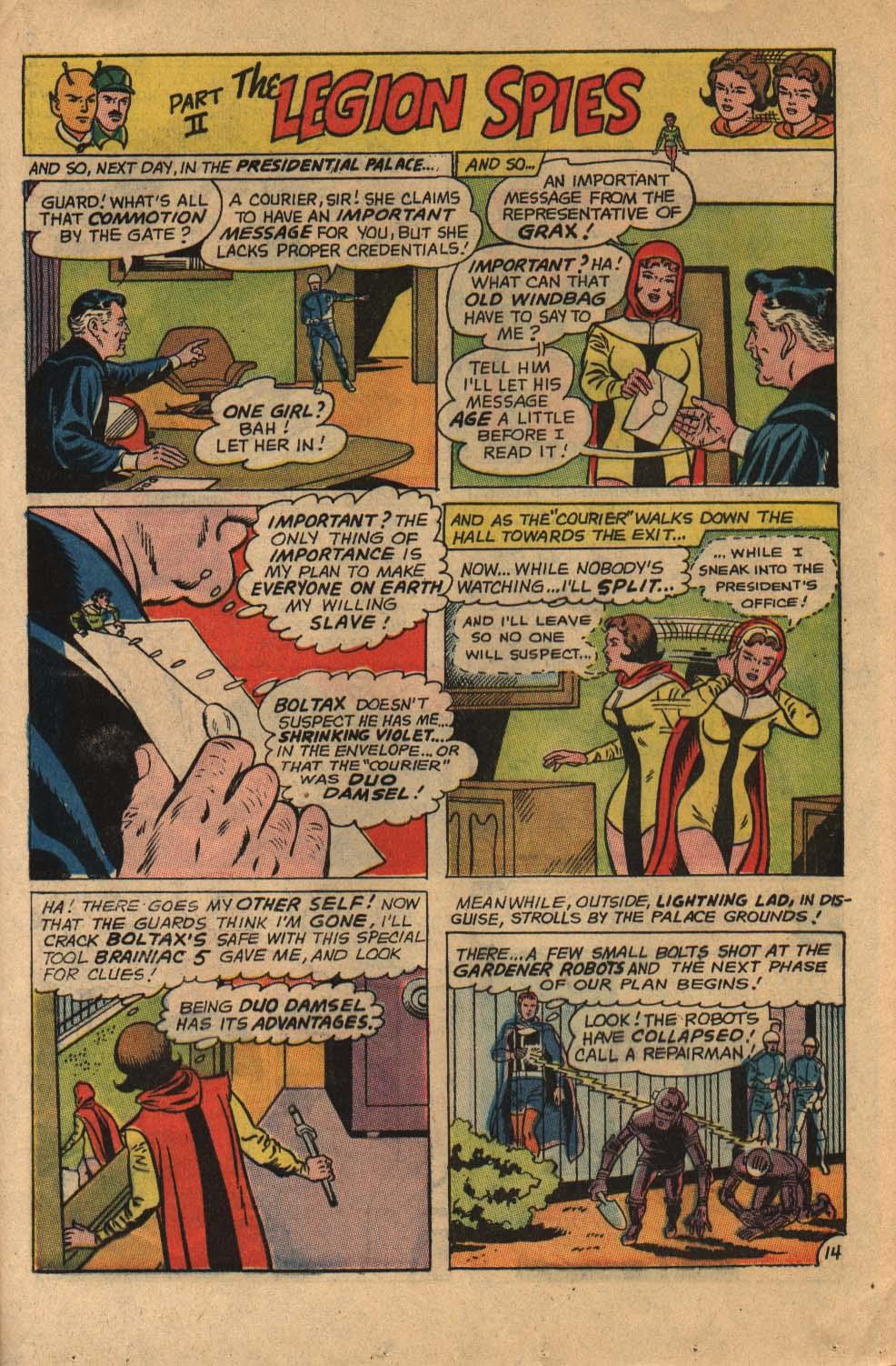 Read online Adventure Comics (1938) comic -  Issue #360 - 21