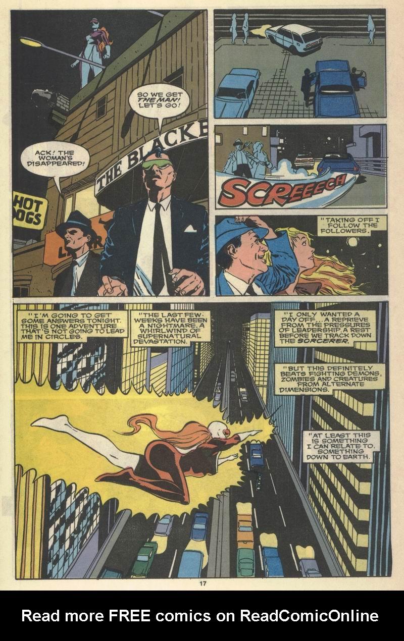 Read online Alpha Flight (1983) comic -  Issue #77 - 19
