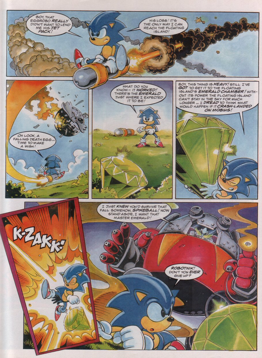 Read online Sonic the Comic comic -  Issue #53 - 5