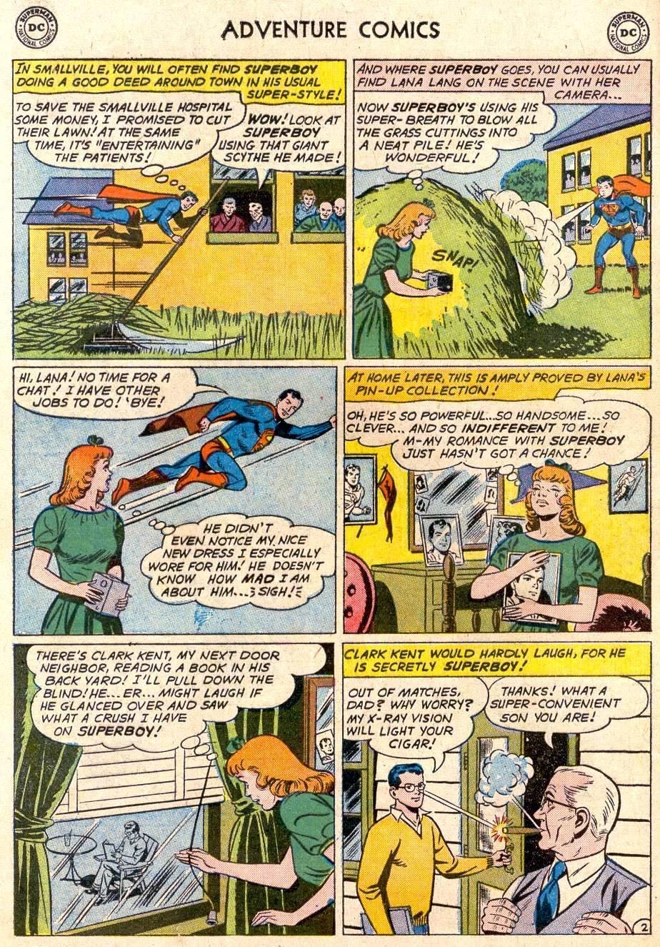 Read online Adventure Comics (1938) comic -  Issue #282 - 4