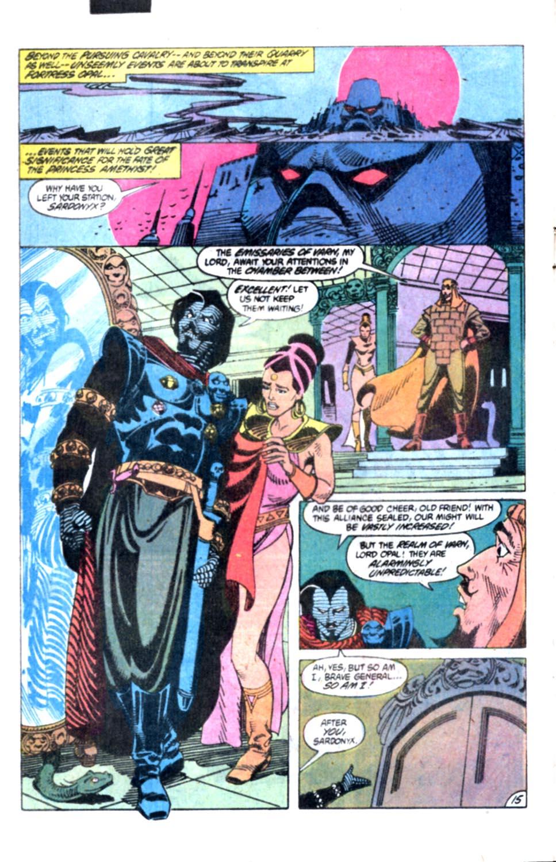 Read online Amethyst, Princess of Gemworld comic -  Issue #2 - 16