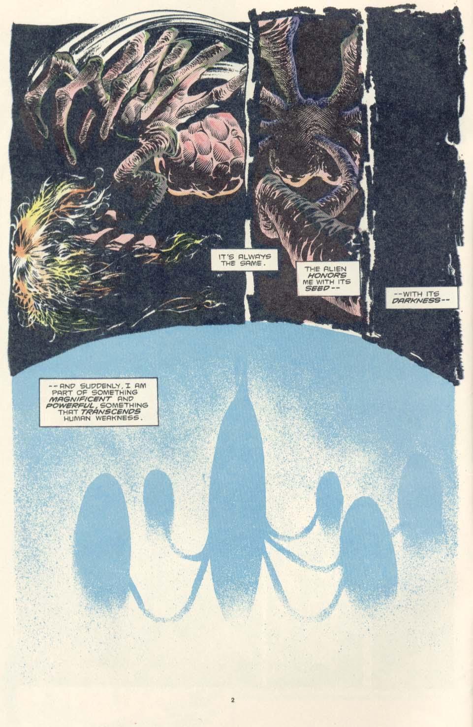 Read online Aliens: Earth War comic -  Issue #2 - 4