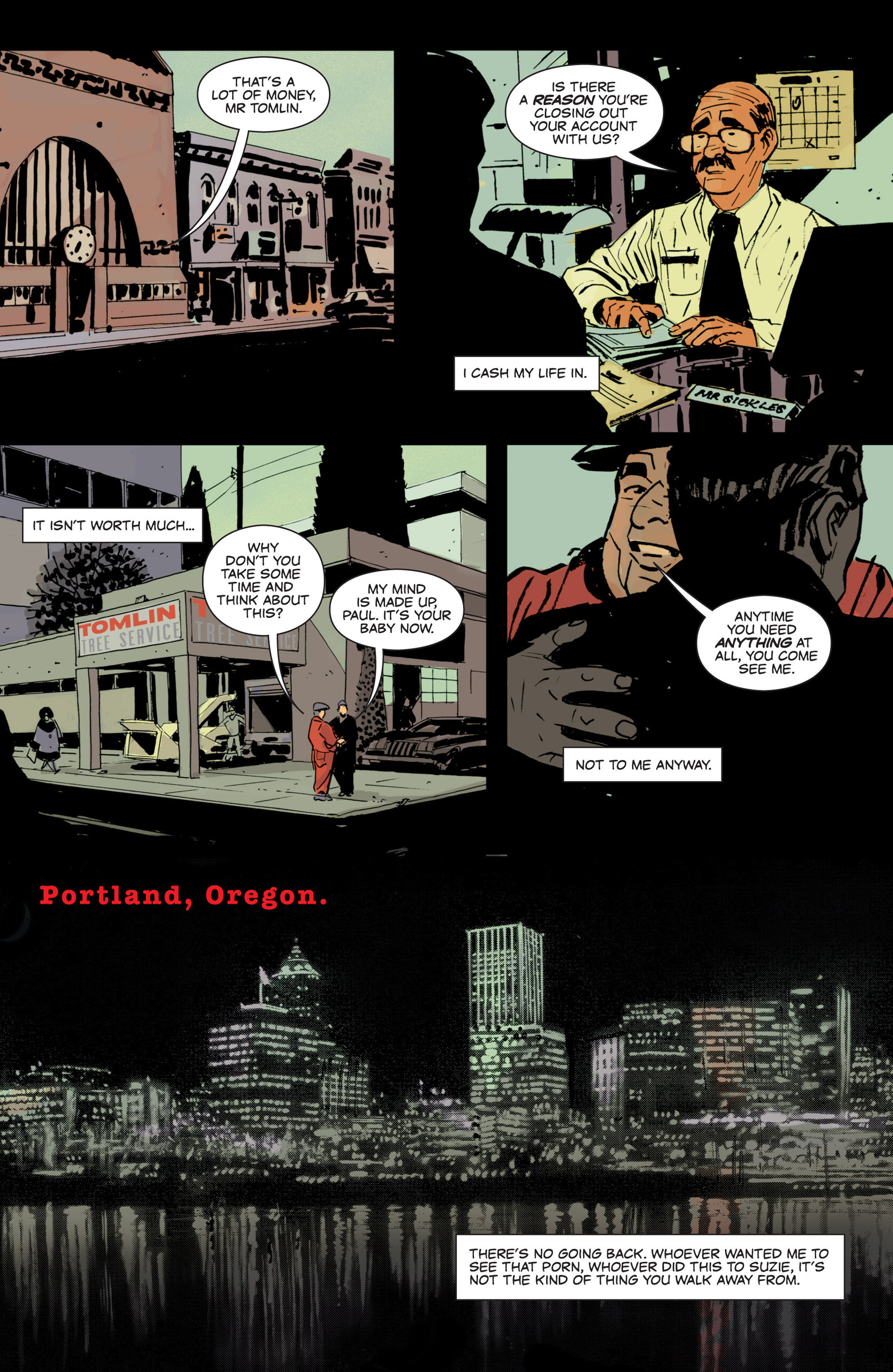 Read online Sex and Violence comic -  Issue # Full - 9