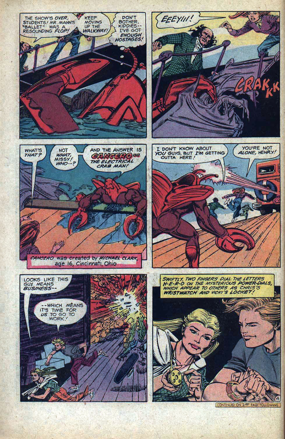 Read online Adventure Comics (1938) comic -  Issue #488 - 5