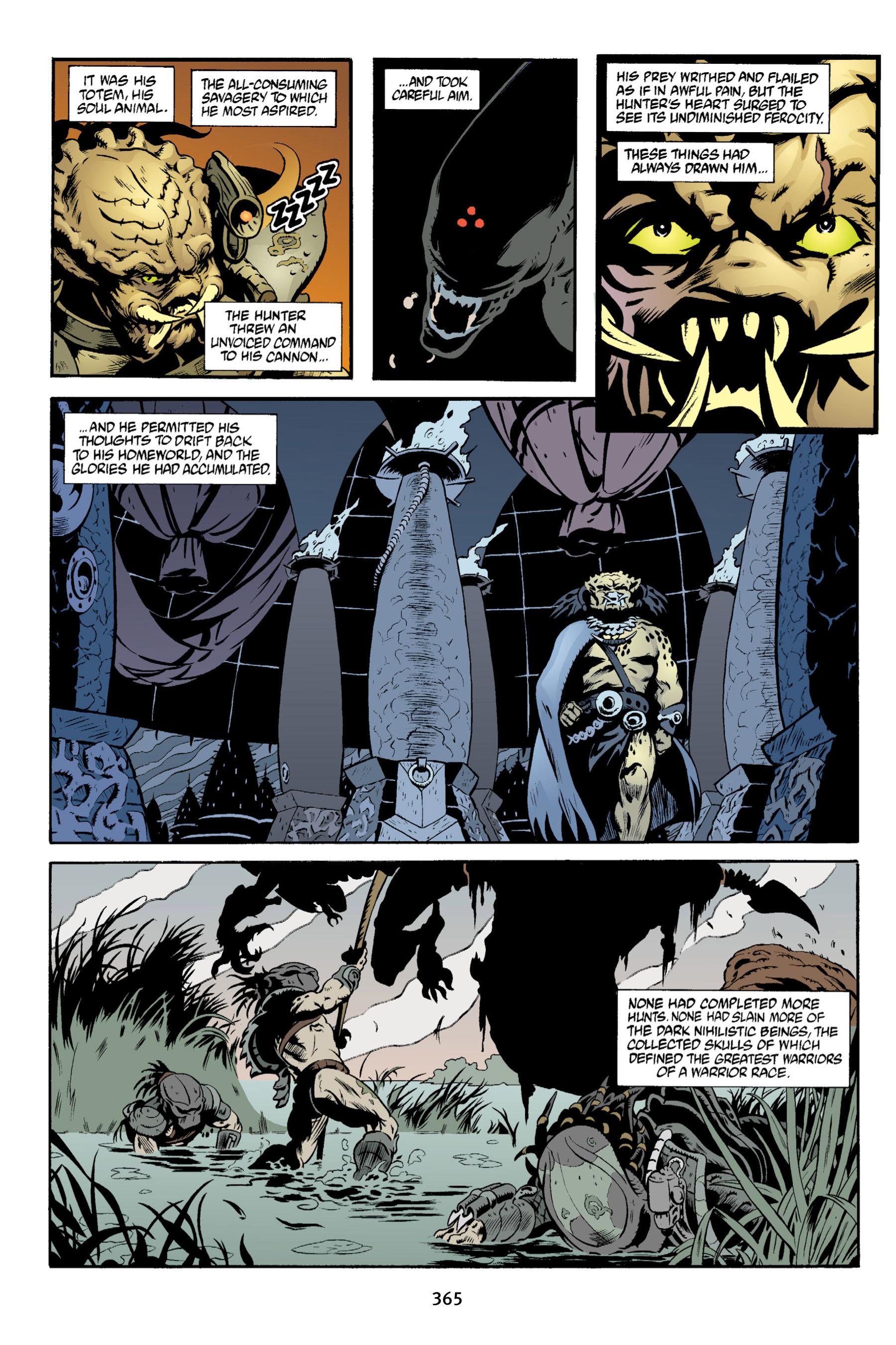 Read online Aliens vs. Predator Omnibus comic -  Issue # _TPB 2 Part 4 - 30