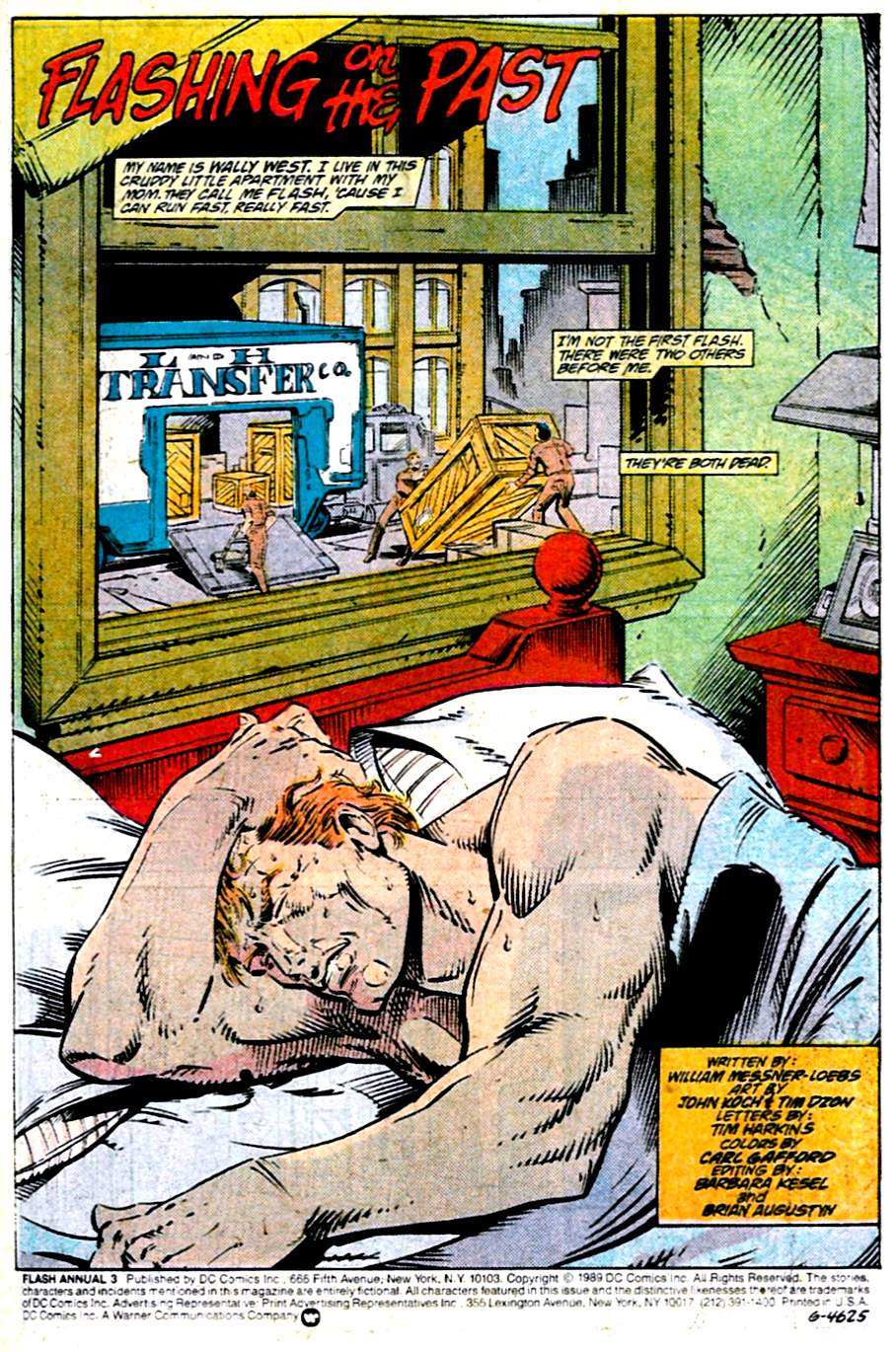 Read online The Flash (1987) comic -  Issue # _Annual 3 - 2