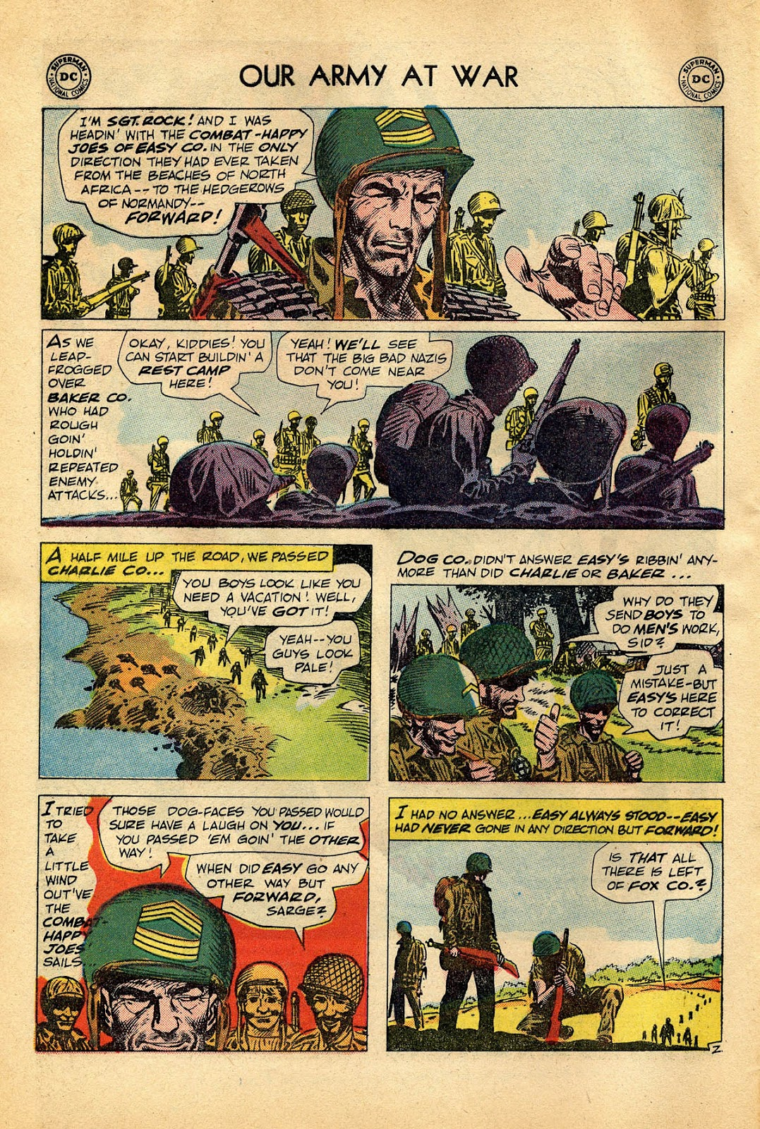Our Army at War (1952) issue 99 - Page 4