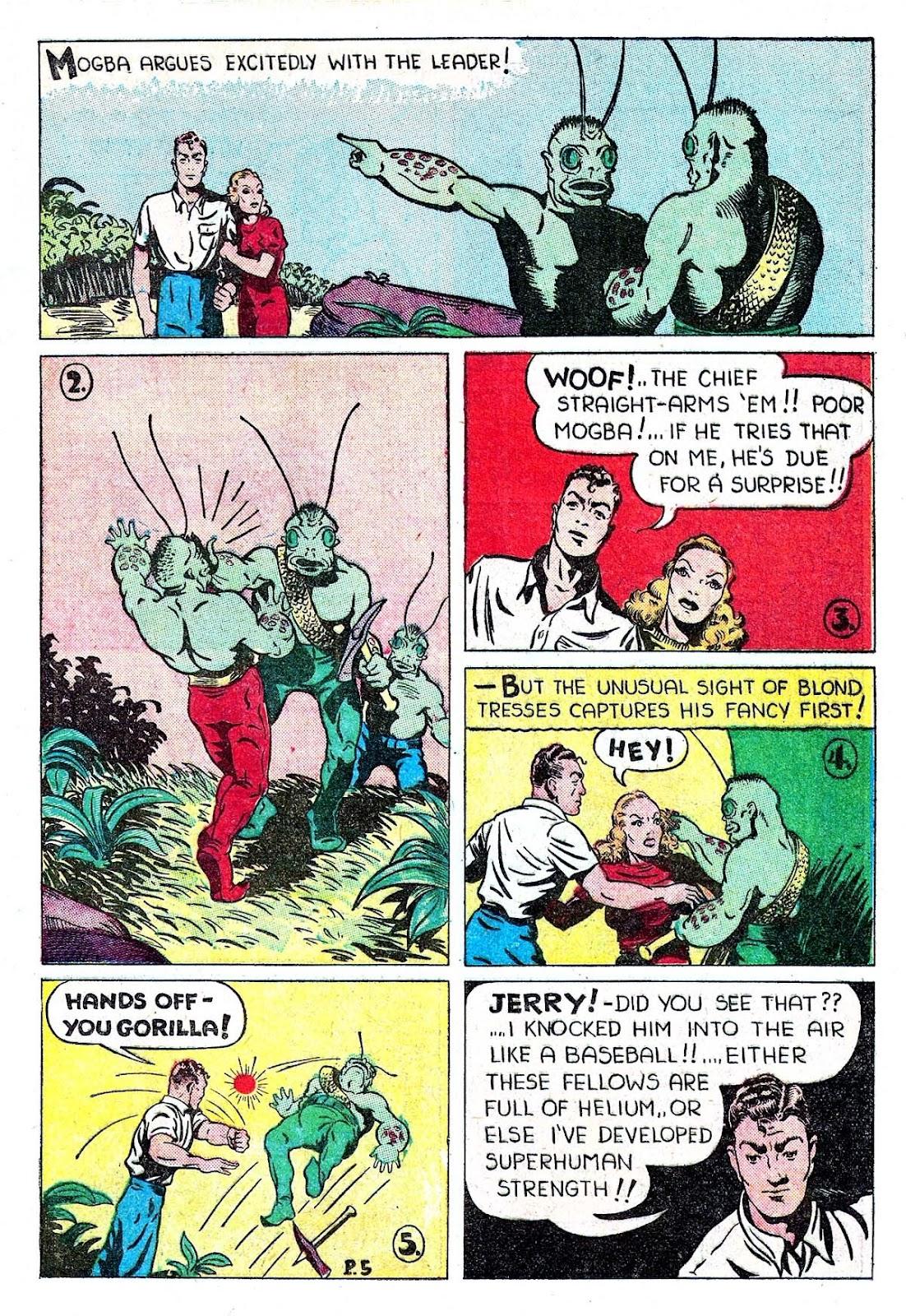Amazing Man Comics issue 5 - Page 49