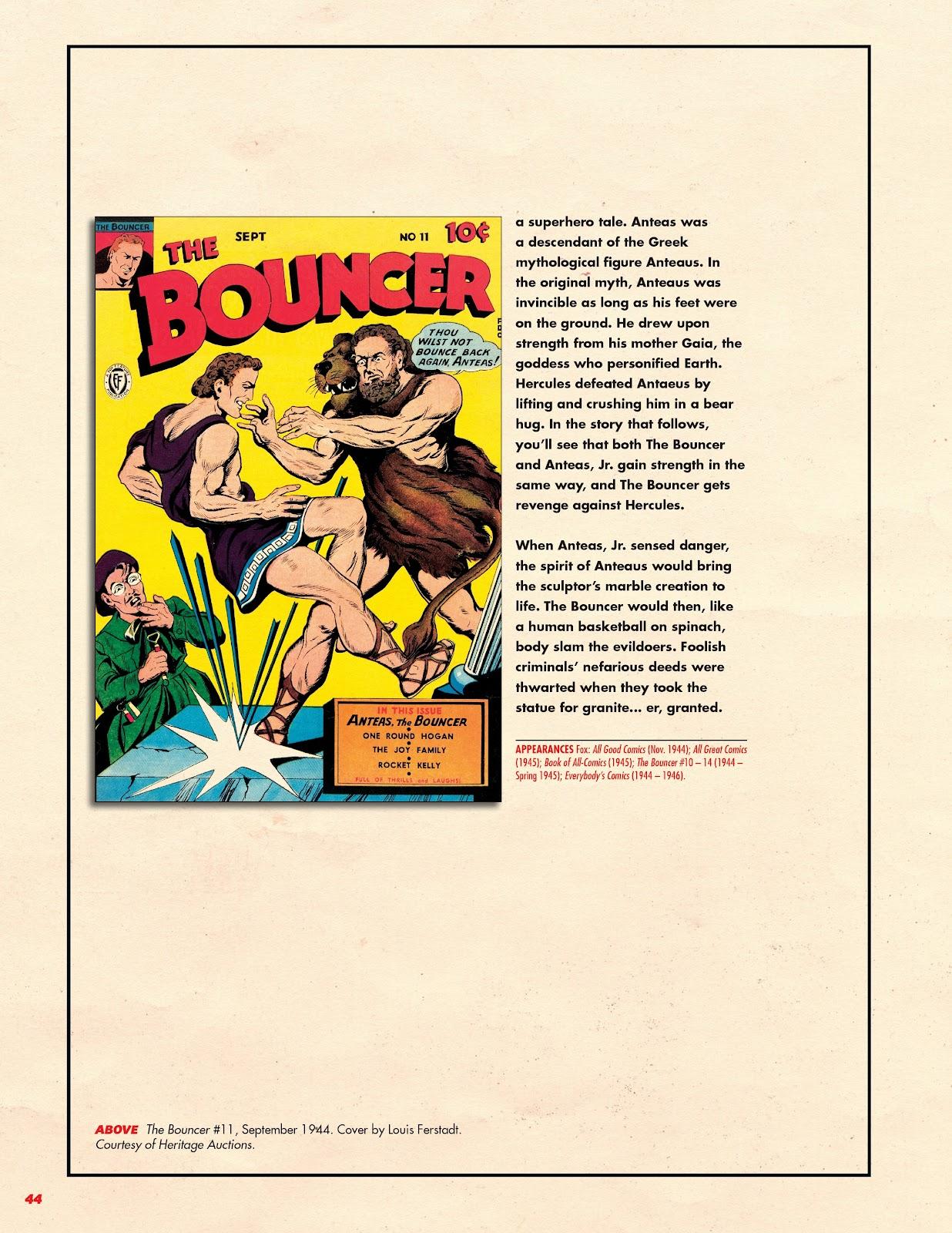 Read online Super Weird Heroes comic -  Issue # TPB 2 (Part 1) - 44