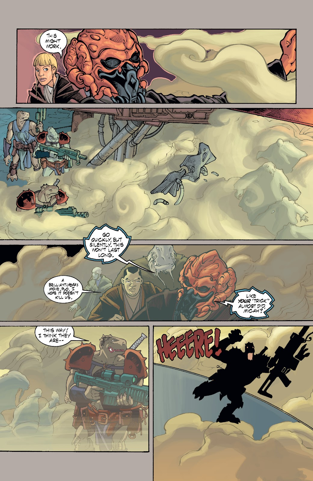 Read online Star Wars Legends: Rise of the Sith - Epic Collection comic -  Issue # TPB 1 (Part 5) - 6
