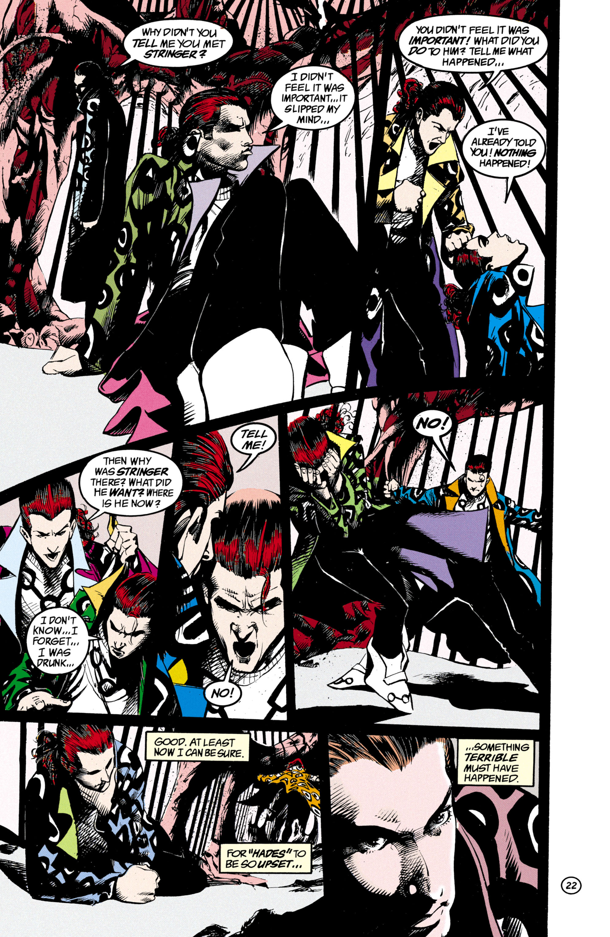 Read online Shade, the Changing Man comic -  Issue #21 - 23