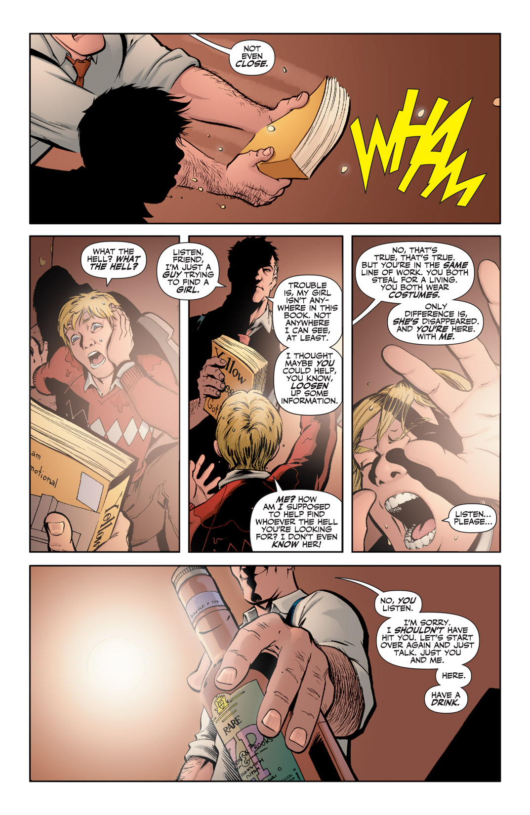 Catwoman (2002) #78 #78 - English 14