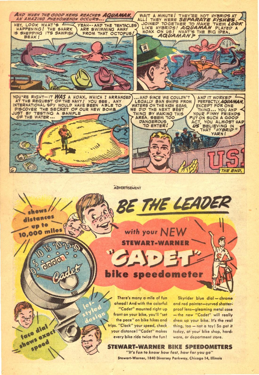 Read online Adventure Comics (1938) comic -  Issue #202 - 30