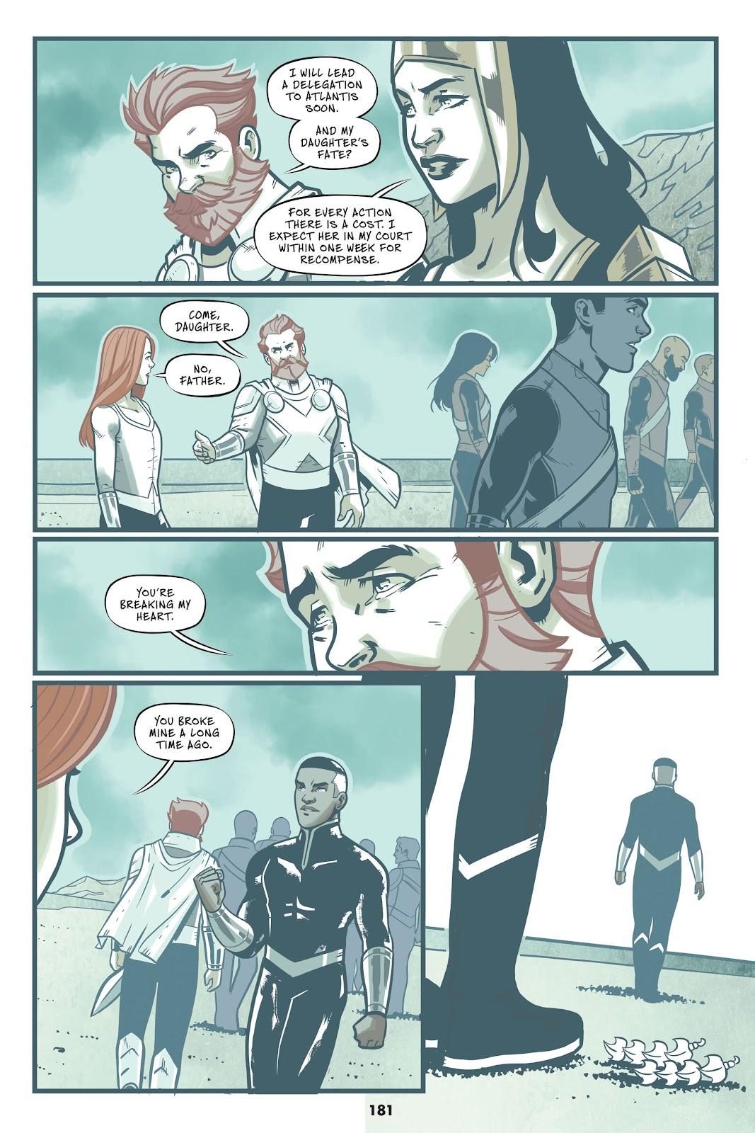 Read online Mera: Tidebreaker comic -  Issue # TPB (Part 2) - 81