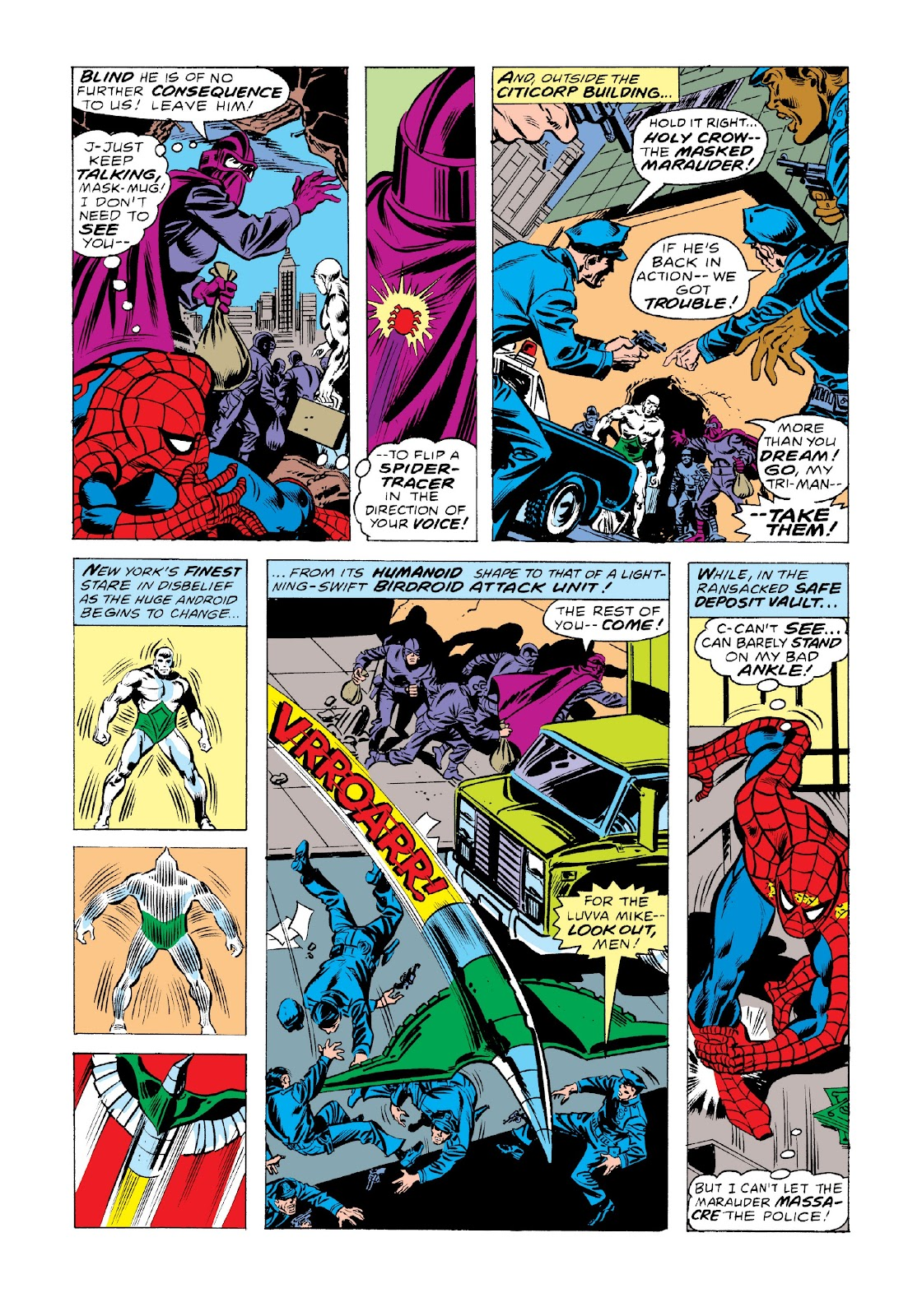 Read online Marvel Masterworks: The Spectacular Spider-Man comic -  Issue # TPB 2 (Part 2) - 94