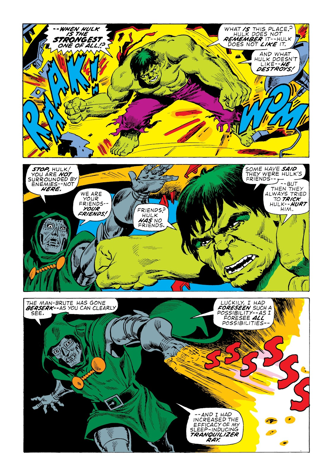 Read online Marvel Masterworks: The Incredible Hulk comic -  Issue # TPB 7 (Part 3) - 13