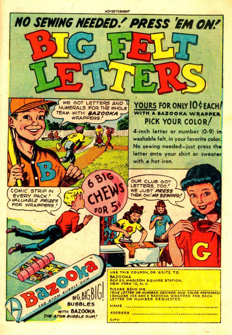 Read online Sensation (Mystery) Comics comic -  Issue #88 - 14
