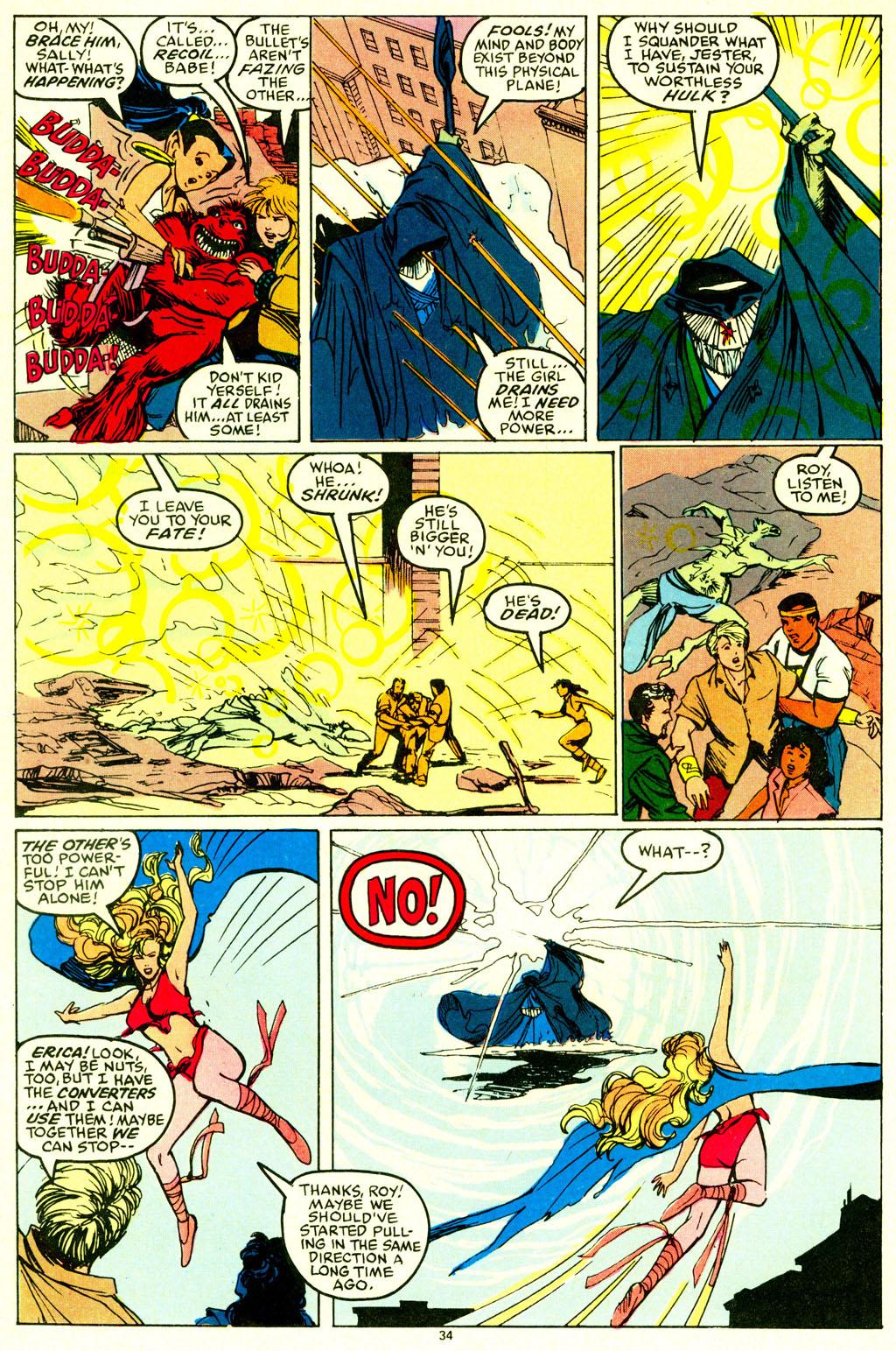 Read online Spellbound comic -  Issue #6 - 35