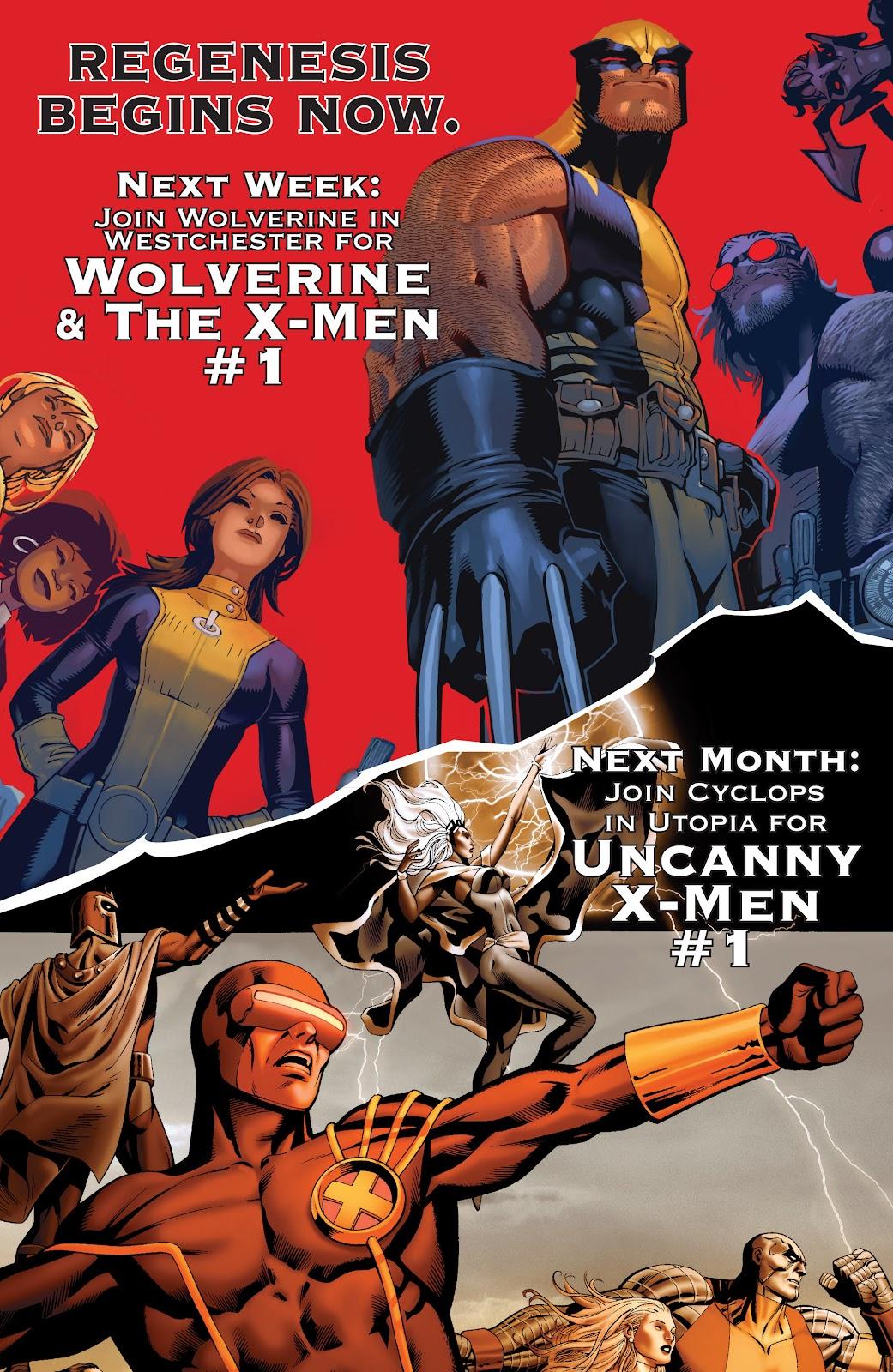 Uncanny X-Men (1963) issue 544 - Page 22