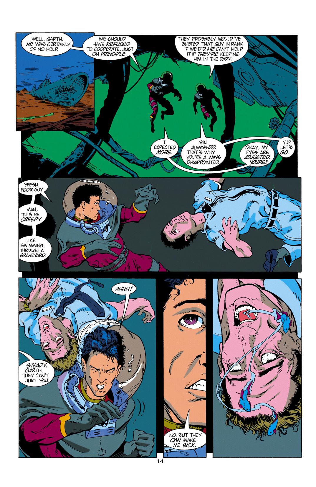 Read online Aquaman (1994) comic -  Issue #1 - 15