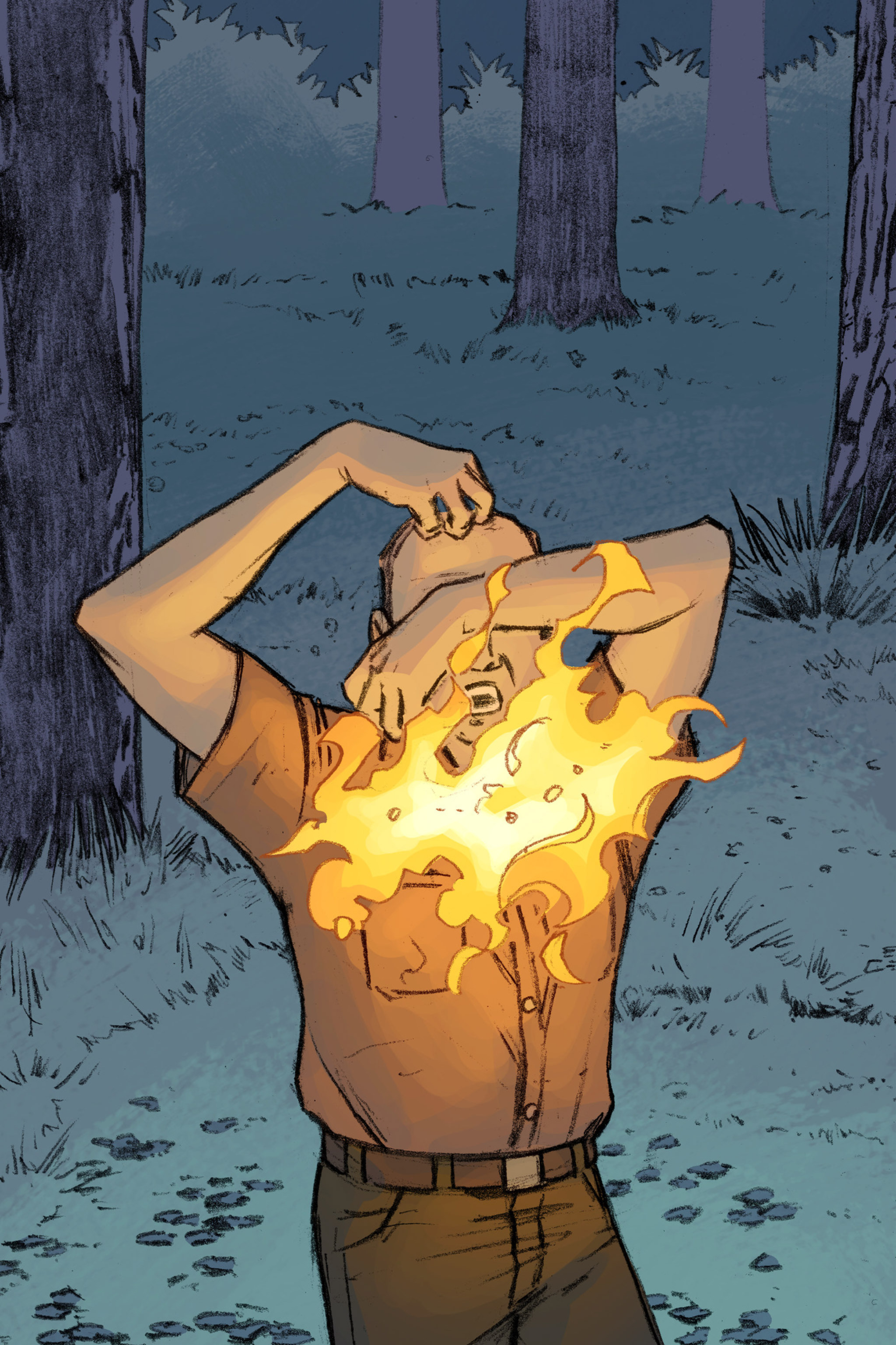 Read online Soul comic -  Issue #2 - 97