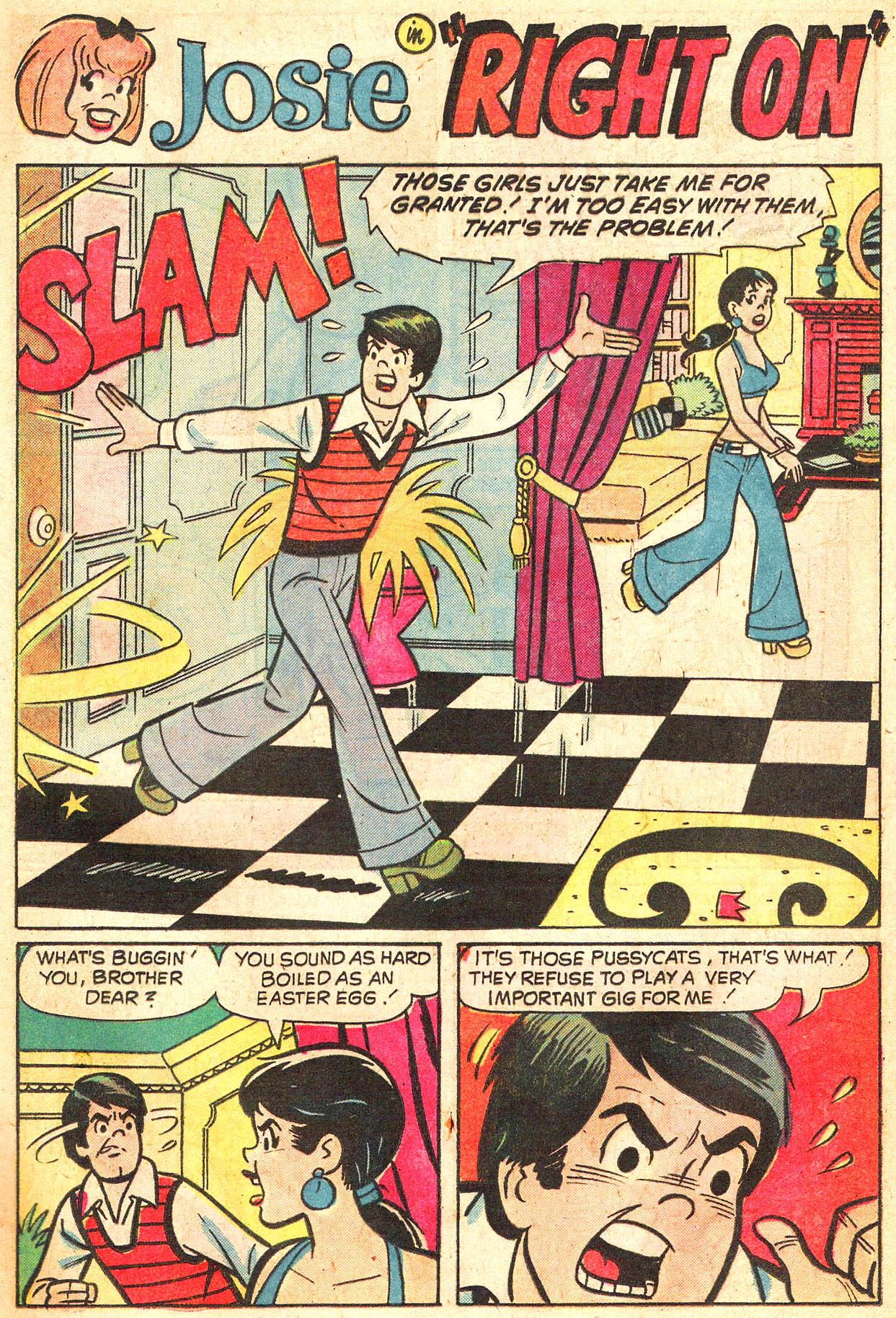 Read online She's Josie comic -  Issue #77 - 13