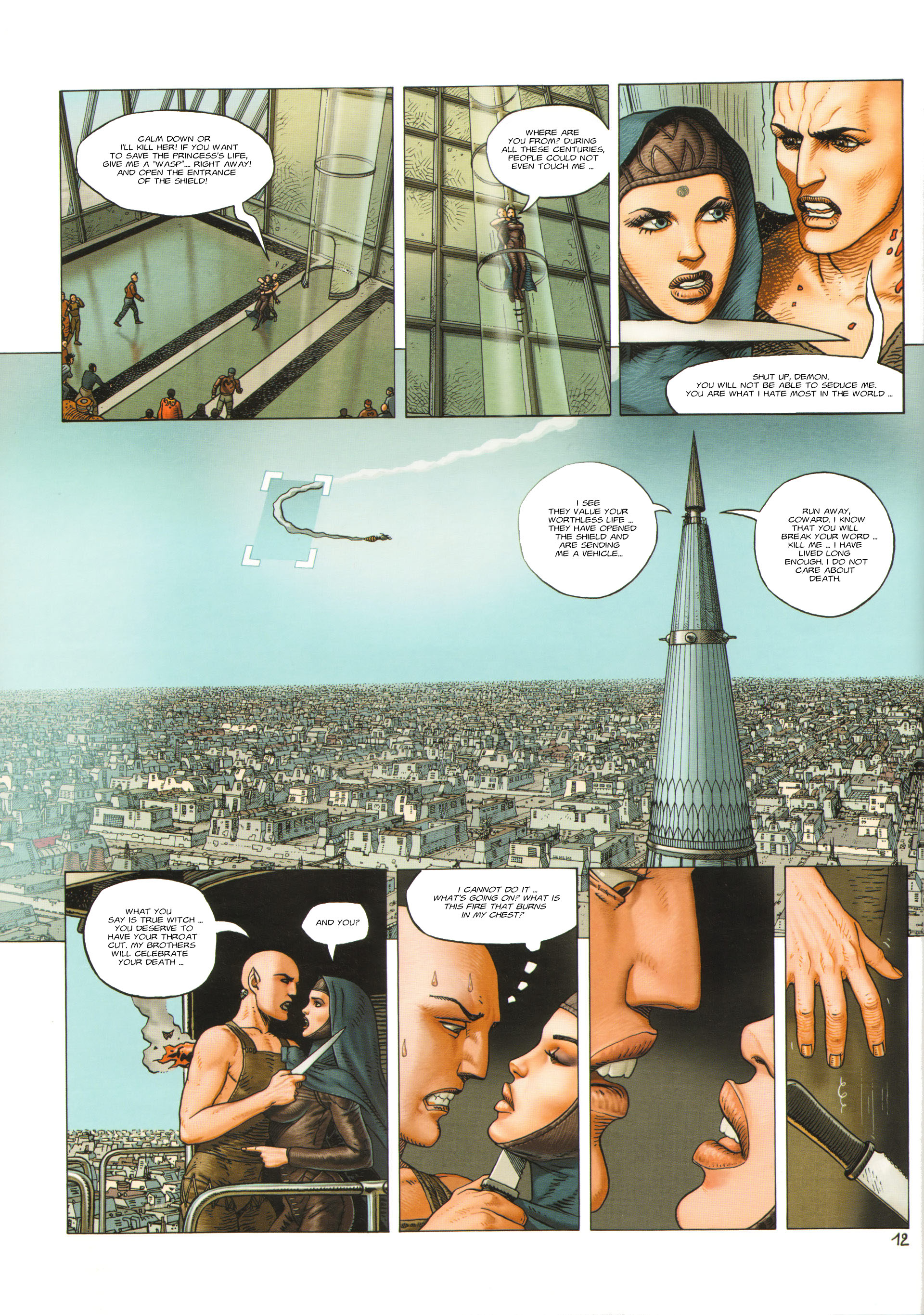 Read online Megalex (2014) comic -  Issue #3 - 15