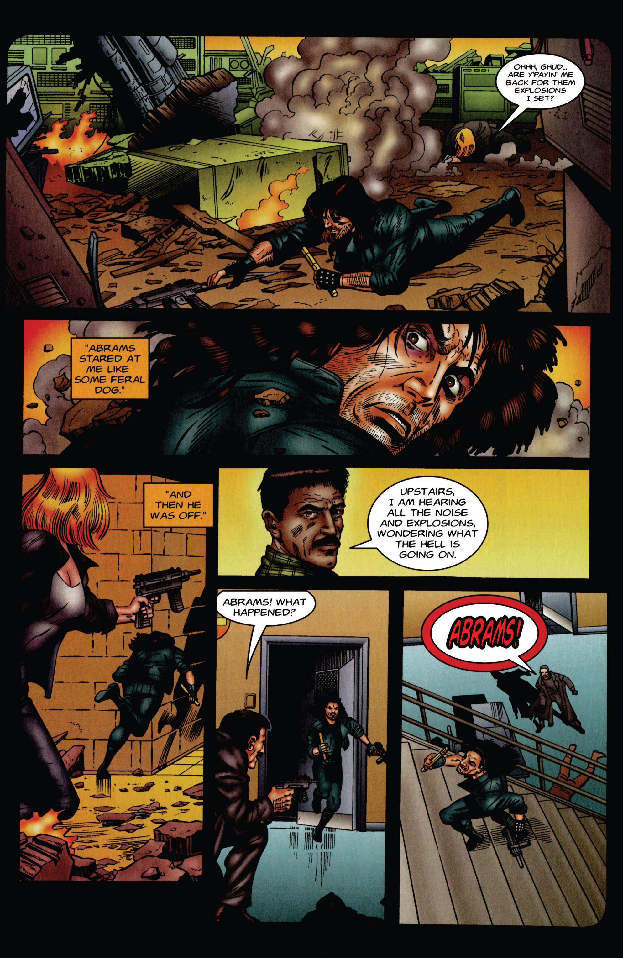 Read online Eternal Warrior (1992) comic -  Issue #49 - 15