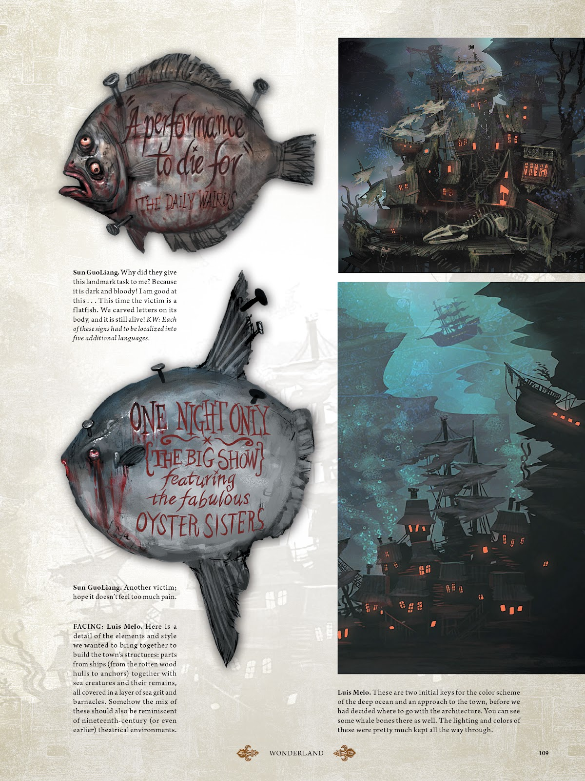 Read online The Art of Alice: Madness Returns comic -  Issue # TPB (Part 2) - 9