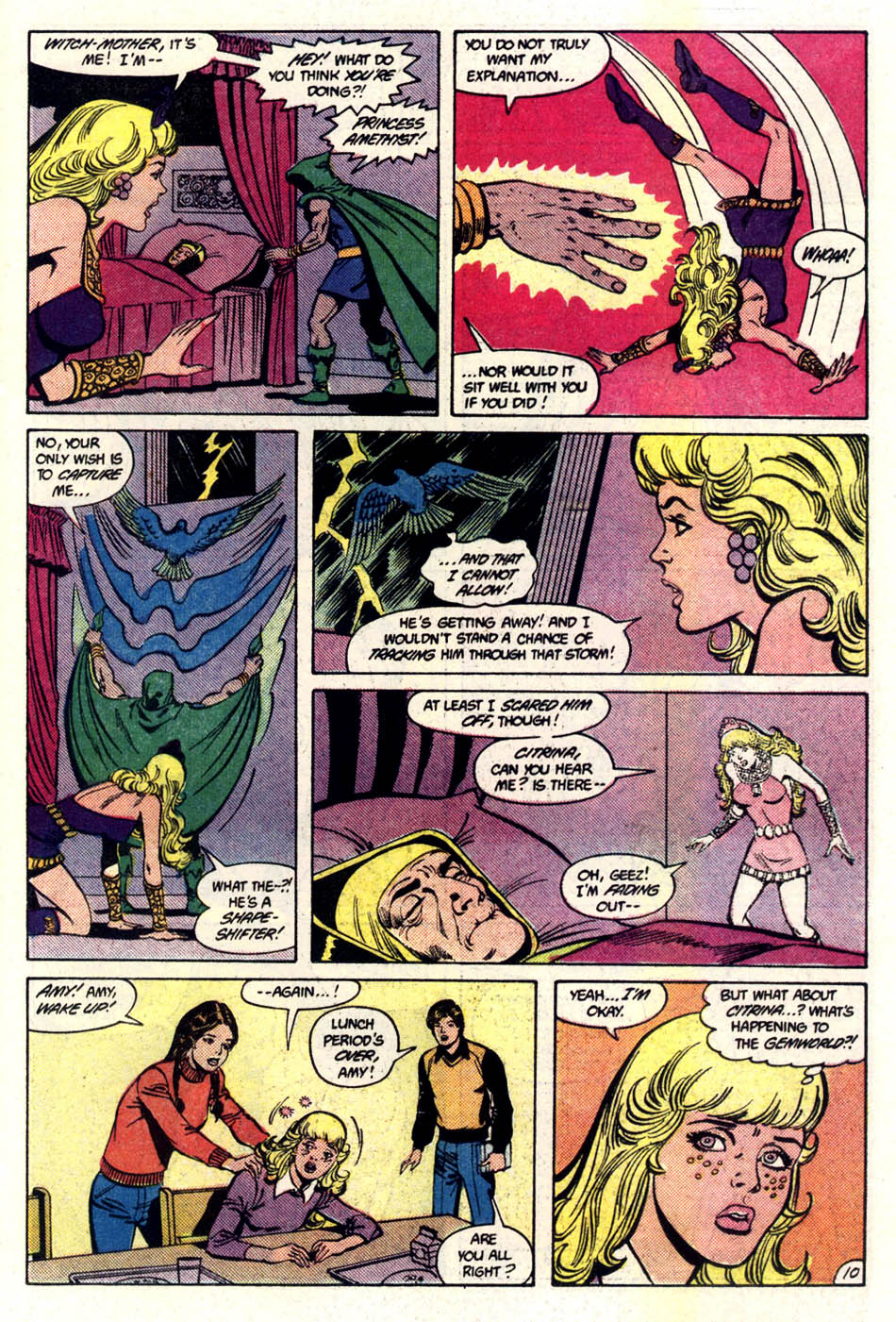 Read online Amethyst (1985) comic -  Issue #4 - 11