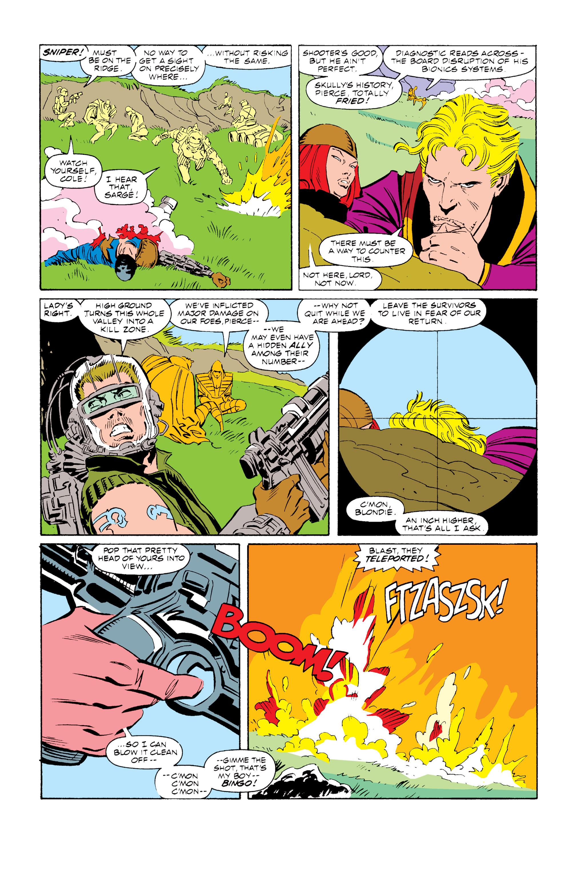 Read online Uncanny X-Men (1963) comic -  Issue #255 - 19