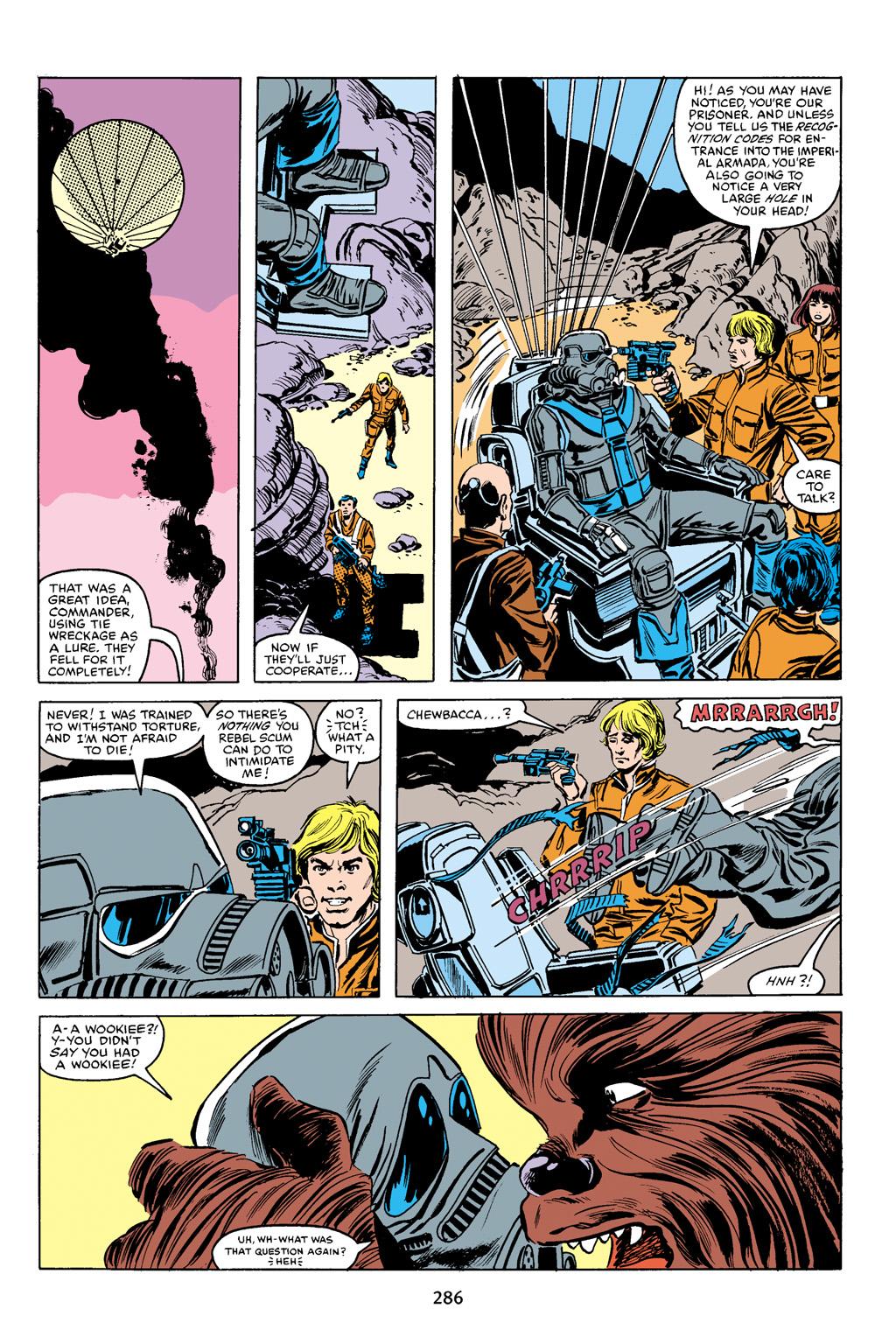 Read online Star Wars Omnibus comic -  Issue # Vol. 16 - 281