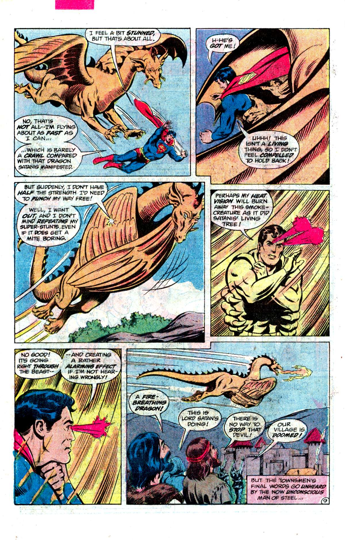 Read online Action Comics (1938) comic -  Issue #534 - 10