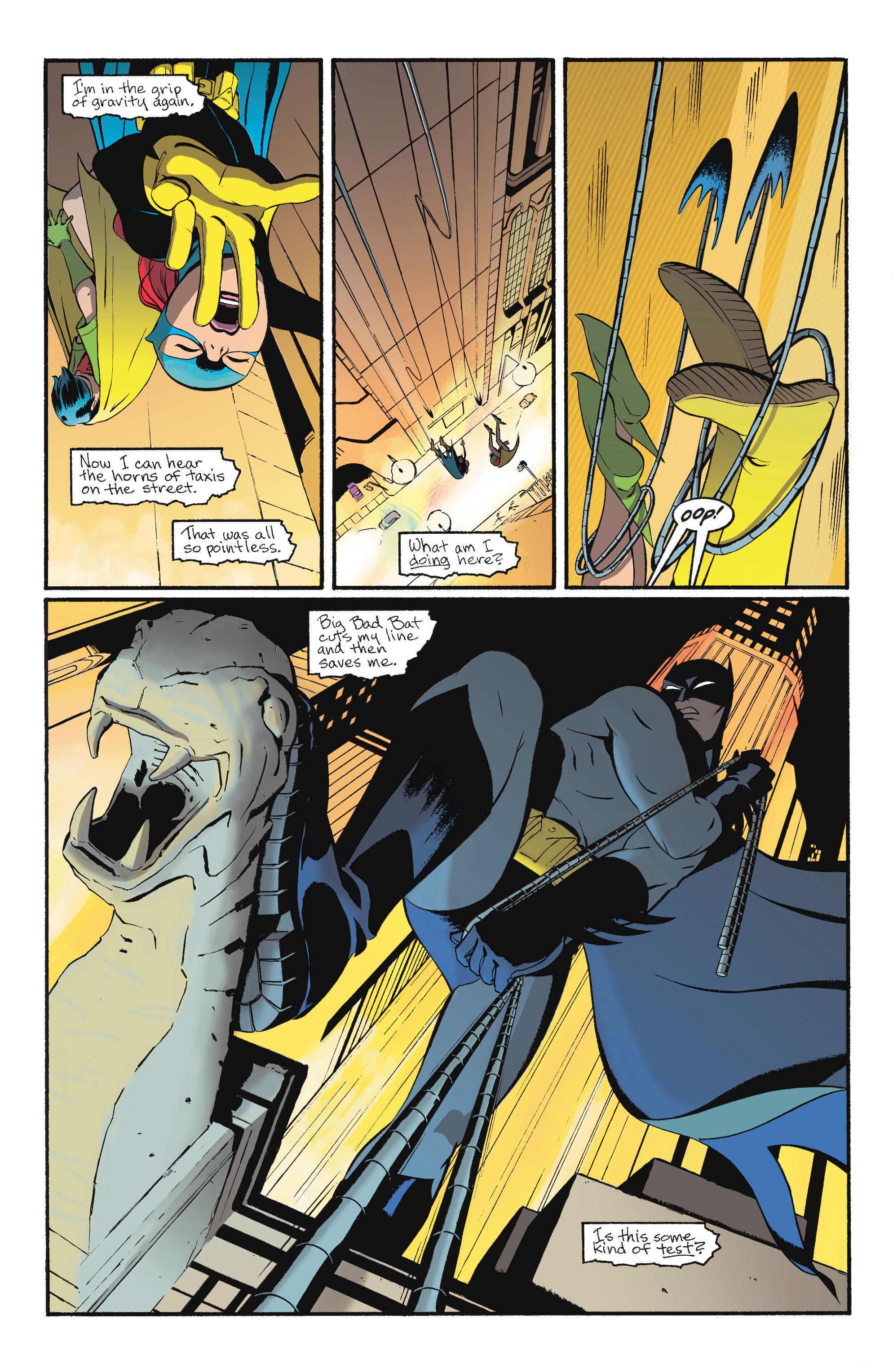 Read online Batgirl/Robin: Year One comic -  Issue # TPB 2 - 66