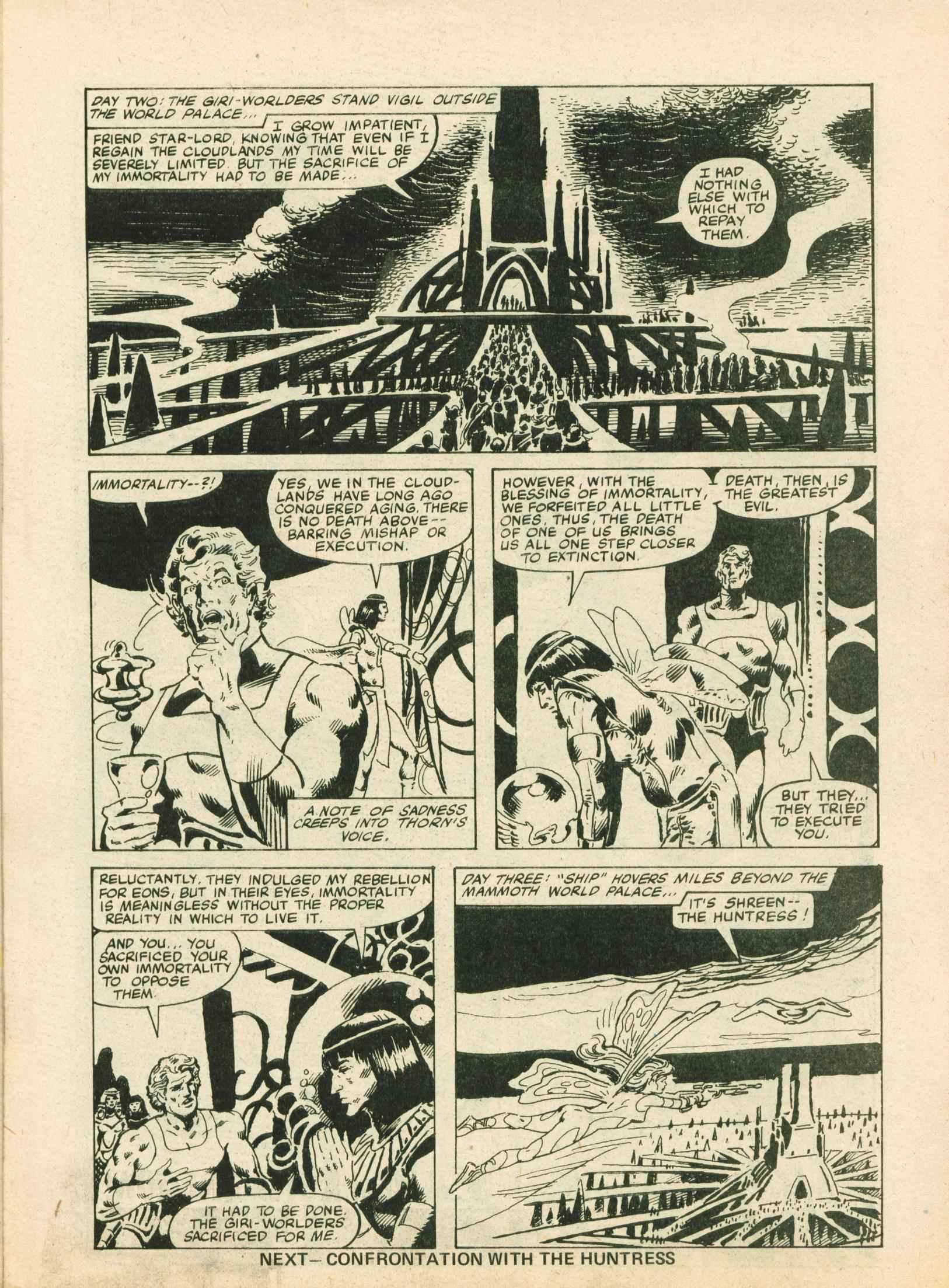 Read online Future Tense comic -  Issue #6 - 24
