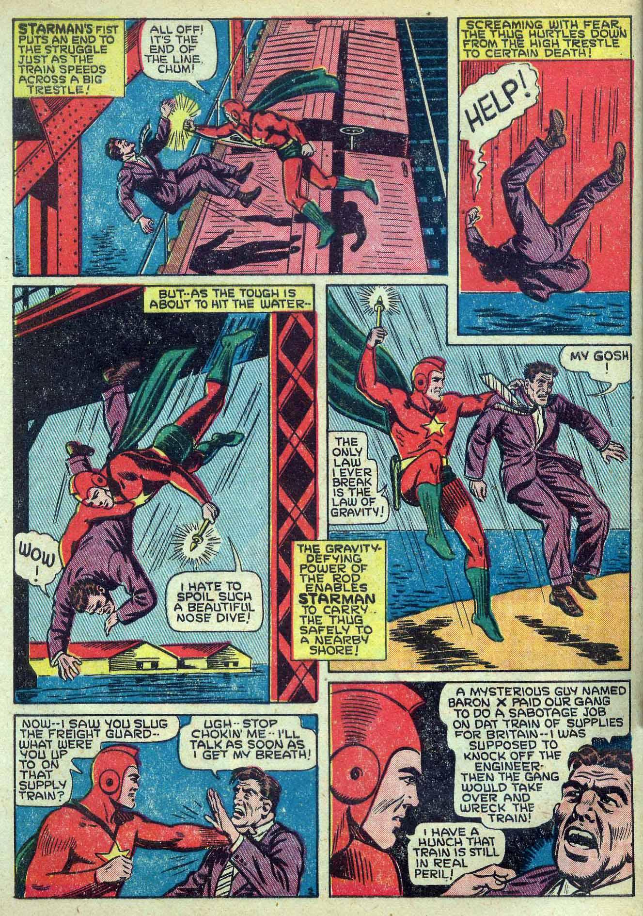 Read online Adventure Comics (1938) comic -  Issue #70 - 4