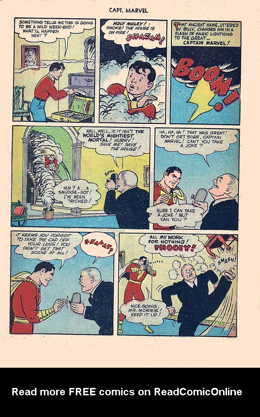 Captain Marvel Adventures issue 89 - Page 23